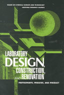 Laboratory Design, Construction, and Renovation: