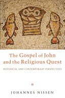Pdf The Gospel of John and the Religious Quest