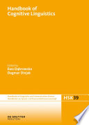 Handbook of Cognitive Linguistics