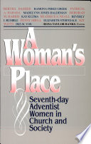 Woman S Place Seventh Day Adventist Women In Church And Society
