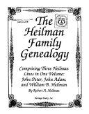 The Heilman Family Genealogy