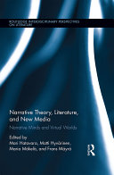 Narrative Theory  Literature  and New Media