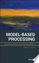 Model Based Processing Book PDF
