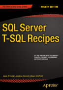 SQL Server T SQL Recipes