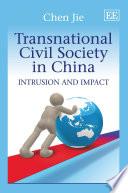 Transnational Civil Society in China