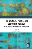 The Women  Peace and Security Agenda