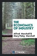 The Economics of Industry