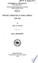 Geologic Literature On North America
