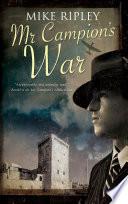 Mr Campion S War