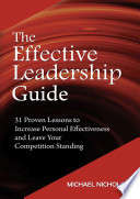 The Effective Leadership Guide