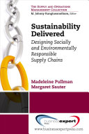 Sustainability Delivered Book