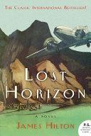 Lost Horizon Book