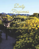 Daily Forgiveness Journal For Moms
