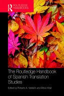 Pdf The Routledge Handbook of Spanish Translation Studies Telecharger