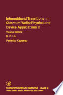 Intersubband Transitions in Quantum Wells: Physics and Device Applications II