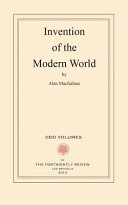 The Invention of the Modern World Book