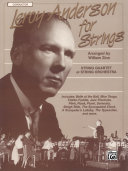 Leroy Anderson for Strings for Conductor Score