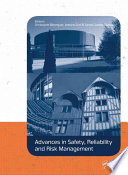 Advances In Safety Reliability And Risk Management Book PDF