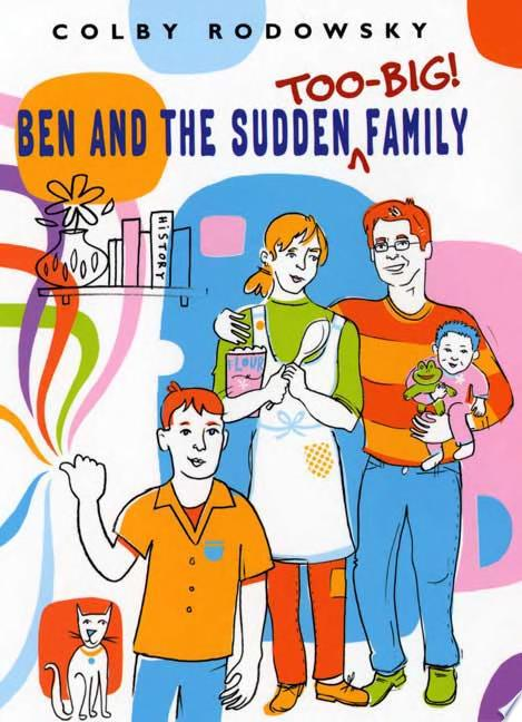 Ben and the Sudden Too Big Family