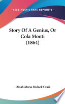 Story of a Genius, Or Cola Monti (1864)