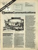 Theatre Communications
