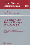 Computer Aided Systems Theory   EUROCAST  97