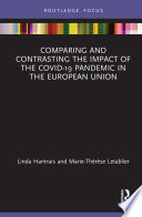 Comparing and Contrasting the Impact of the COVID 19 Pandemic in the European Union Book