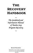 The Recovery Handbook