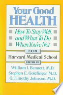 Your Good Health Book