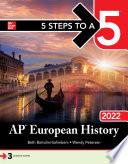 5 Steps to a 5  AP European History 2022