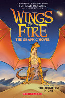 The Brightest Night  Wings of Fire Graphic Novel  5   A Graphix Book