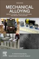Mechanical Alloying Book