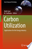 Carbon Utilization Book PDF