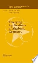 Emerging Applications of Algebraic Geometry Book