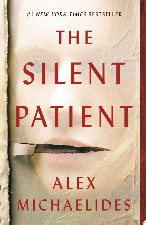 The Silent Patient banner backdrop