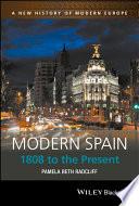 Modern Spain Book