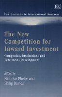 The New Competition for Inward Investment Pdf/ePub eBook