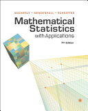 Pdf Mathematical Statistics with Applications Telecharger