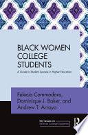 Black Women College Students Book PDF
