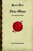 Pow wows