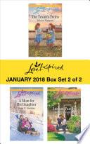 Harlequin Love Inspired January 2018   Box Set 2 of 2