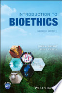 Introduction to Bioethics Book