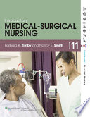 """Introductory Medical-Surgical Nursing"" by Barbara K. Timby, Nancy E. Smith"