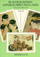 Beautiful Women Japanese Print Postcards