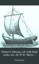 Homer s Odyssey  ed  with Engl  notes  etc   by W W  Merry and J  Riddell