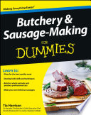 Butchery and Sausage Making For Dummies Book PDF