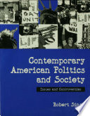Contemporary American Politics and Society