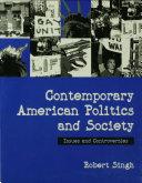 Contemporary American Politics and Society