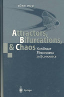 Attractors  Bifurcations  and Chaos