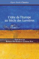 L'idée de l'Europe [Pdf/ePub] eBook